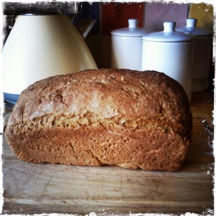 You can't beat home made bread....